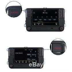 6.5 Autoradio RCD330 CarPlay 280 187B BT Pour VW Golf 5 6 Polo Tiguan Passat
