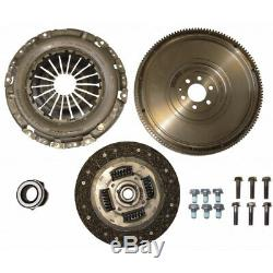 Kit Embrayage Volant Moteur RIGIDE 4 Pièces VWithSEAT/FORD/AUDI/SKODA 90/105Ch